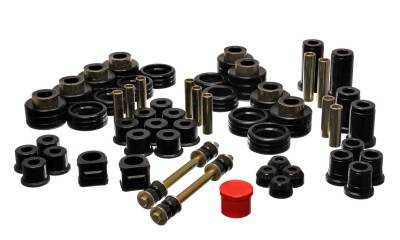 Energy Suspension - Energy Suspension 3.18101G - CHEVY 4WD MASTER KIT