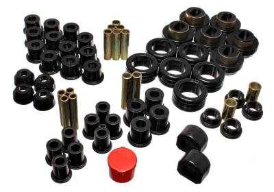 Energy Suspension - Energy Suspension 3.18102G - CHEVY 4WD MSTR KIT STOCK SPRING