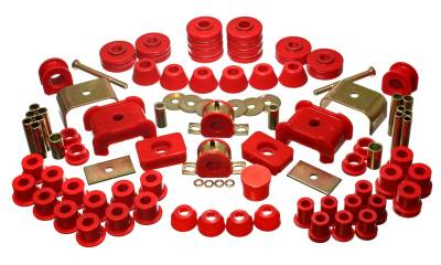 Energy Suspension - Energy Suspension 3.18105R - CHEVY 4WD MASTER KIT
