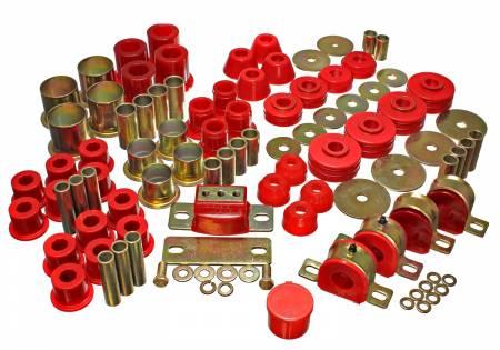 Energy Suspension - Energy Suspension 3.18109R - 2WD 1/2 TON MASTER KIT