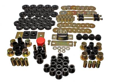 Energy Suspension - Energy Suspension 3.18121G - CHEVY MASTER KIT