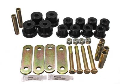 Energy Suspension - Energy Suspension 3.2136G - GM HEAVY DUTY SHACKLE SET