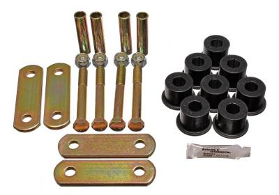 Energy Suspension - Energy Suspension 3.2137G - GM HEAVY DUTY SHACKLE SET