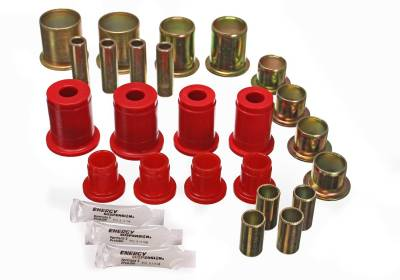 Energy Suspension - Energy Suspension 3.3117R - CONTROL ARM BUSHING SET