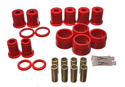 Energy Suspension - Energy Suspension 3.3149R - CONTROL ARM BUSHING SET