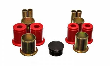 Energy Suspension - Energy Suspension 3.3167R - CONTROL ARM BUSHING SET