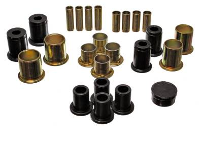 Energy Suspension - Energy Suspension 3.3173G - CONTROL ARM BUSHING SET