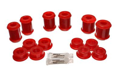 Energy Suspension - Energy Suspension 3.3177R - CONTROL ARM BUSHING SET