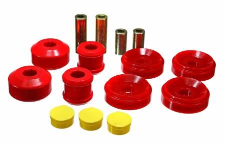 Energy Suspension - Energy Suspension 3.3195R - CONTROL ARM BUSHING SET