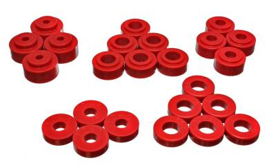 Energy Suspension - Energy Suspension 3.4113R - GM BODY MOUNT SET