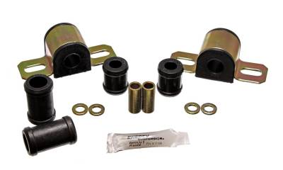 Energy Suspension - Energy Suspension 3.5103G - GM 9/16in. RR SWAY BAR BUSHING SET
