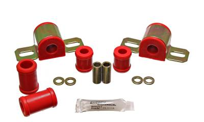 Energy Suspension - Energy Suspension 3.5106R - GM 3/4in. RR SWAY BAR BUSHING SET