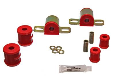 Energy Suspension - Energy Suspension 3.5110R - GM 11/16in. RR SWAY BAR BUSHING SET