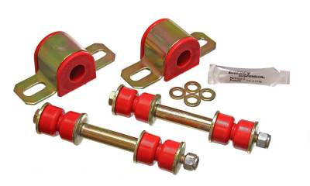 Energy Suspension - Energy Suspension 3.5146R - REAR 23MM SWAY BAR SET