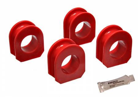 Energy Suspension - Energy Suspension 3.5148R - P-30 GM 1-3/4in. RR SWAY BAR BSH