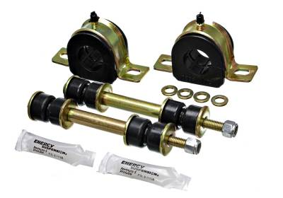 Energy Suspension - Energy Suspension 3.5178G - 1-1/4in. GM GREASEABLE SWAY BAR SET