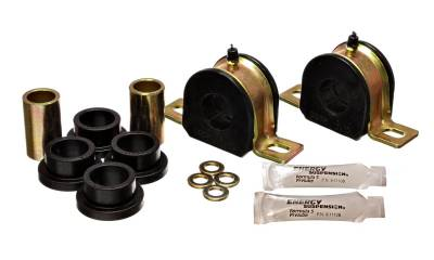 Energy Suspension - Energy Suspension 3.5179G - 1-1/16in. GREASEABLE SWAY BAR SET