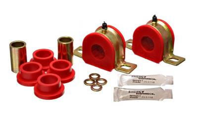 Energy Suspension - Energy Suspension 3.5179R - 1-1/16in. GREASEABLE SWAY BAR SET