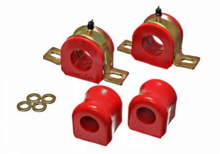 Energy Suspension - Energy Suspension 3.5186R - GMC 1-1/4in. SWAY BAR SET