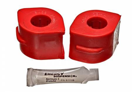 Energy Suspension - Energy Suspension 3.5196R - 26MM FRONT SWAY BAR SET
