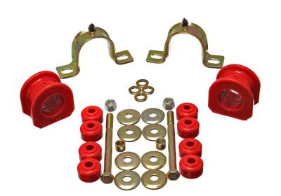 Energy Suspension - Energy Suspension 3.5206R - GM 4WD FRONT SWAY BAR-28MM
