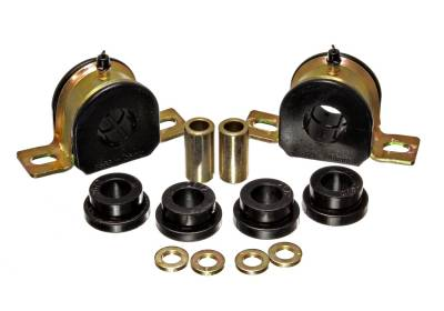 Energy Suspension - Energy Suspension 3.5215G - REAR SWAY BAR BUSHING SET 28MM