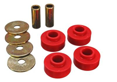 Energy Suspension - Energy Suspension 4.1126R - DIFFERENTIAL CARRIER BUSHING