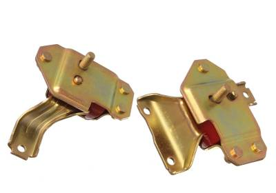 Energy Suspension - Energy Suspension 4.1127R - MUSTANG 4.6L MOTOR MOUNTS