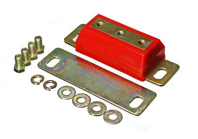 Energy Suspension - Energy Suspension 4.1136R - EARLY FORD/MERCURY TRANSMISSION MOUNT