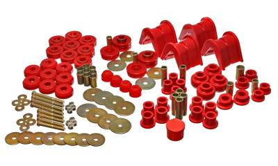 Energy Suspension - Energy Suspension 4.18104R - 4WD BRONCO MASTER KIT