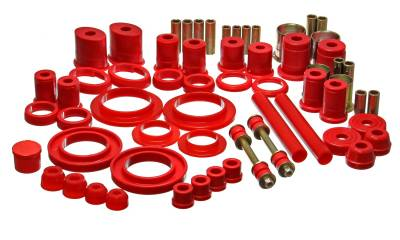 Energy Suspension - Energy Suspension 4.18121R - FORD MUSTANG MASTER SET