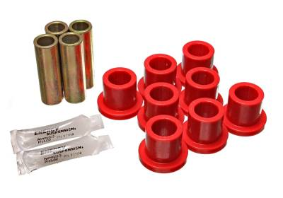 Energy Suspension - Energy Suspension 4.2107R - FD TRK RR SPRING BUSHING