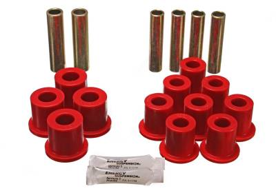 Energy Suspension - Energy Suspension 4.2114R - FD TRK RR SPRING BUSHING