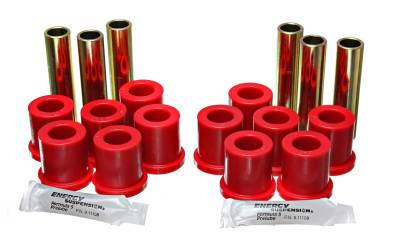 Energy Suspension - Energy Suspension 4.2116R - FD 2WD RR SPRING BUSHING SET