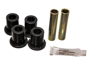 Energy Suspension - Energy Suspension 4.2130G - FRONT SPRING SHACKLE ONLY