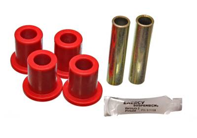 Energy Suspension - Energy Suspension 4.2130R - FRONT SPRING SHACKLE ONLY