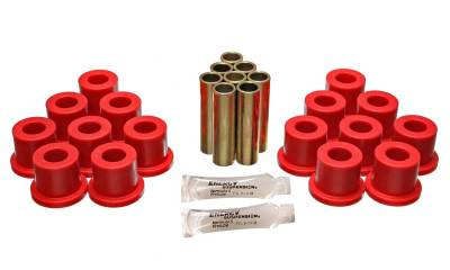 Energy Suspension - Energy Suspension 4.2139R - SPRING BUSHINGS
