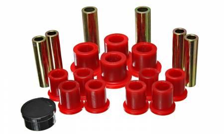 Energy Suspension - Energy Suspension 4.2151R - F150 2/4WD REAR LEAF SPRING ST