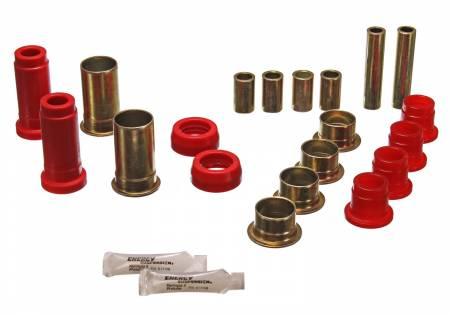 Energy Suspension - Energy Suspension 4.3130R - CONTROL ARM BUSHING SET
