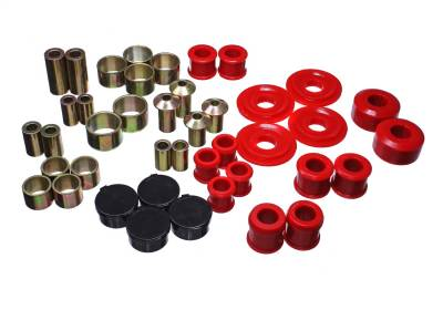 Energy Suspension - Energy Suspension 4.3166R - Control Arm Bushing Set