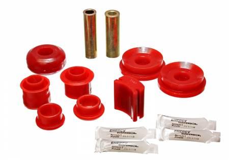 Energy Suspension - Energy Suspension 4.3167R - CONTROL ARM BUSHING SET