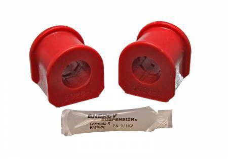 Energy Suspension - Energy Suspension 4.5111R - FD 1in. SWAY BAR SET