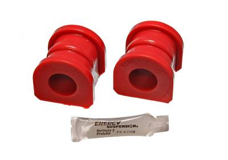 Energy Suspension - Energy Suspension 4.5137R - FD 1-1/16in. FRT SWAY BAR SET