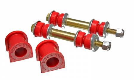 Energy Suspension - Energy Suspension 4.5140R - FD 3/4in. SWAY BAR SET