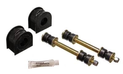 Energy Suspension - Energy Suspension 4.5147G - 29MM FORD FRONT SWAY BAR SET