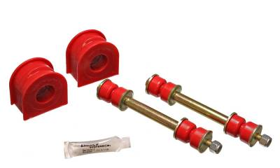 Energy Suspension - Energy Suspension 4.5147R - 29MM FORD FRONT SWAY BAR SET