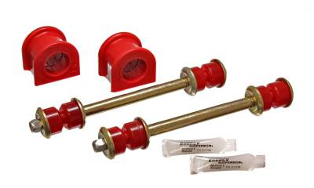 Energy Suspension - Energy Suspension 4.5155R - FT SWAY BAR BUSHING SET 34mm