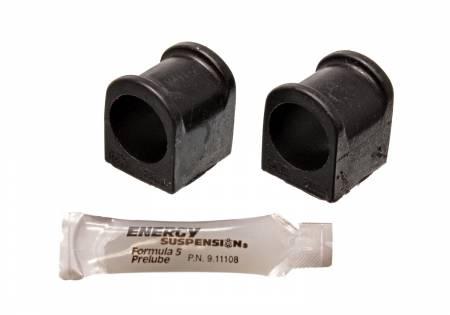 Energy Suspension - Energy Suspension 4.5168G - 25MM FRONT SWAY BAR BUSHING SET