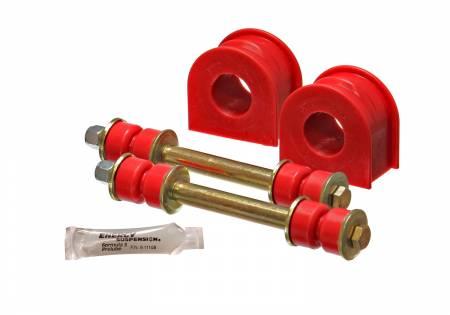 Energy Suspension - Energy Suspension 4.5188R - 31MM FRT SWAY BAR W/E-LINKS