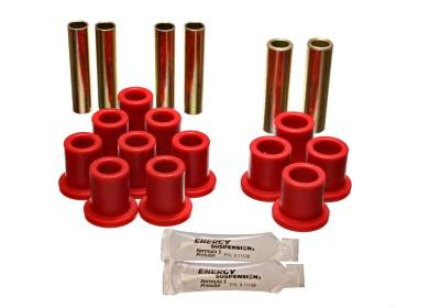 Energy Suspension - Energy Suspension 5.2107R - SPRING BUSHINGS